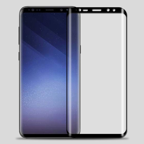 Buy MOFI for Samsung Galaxy S9+ 9H Surface Hardness 3D Curved Edge Full Screen HD Tempered Glass Film Screen Protector, Black for $5.62 in SUNSKY store