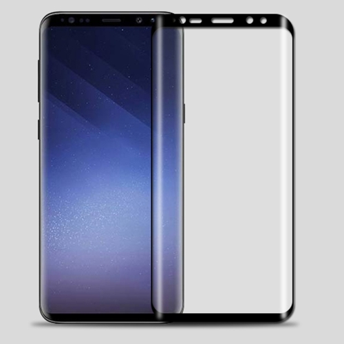 Buy MOFI for Samsung Galaxy S9 9H Surface Hardness 3D Curved Edge Full Screen HD Tempered Glass Film Screen Protector, Black for $5.62 in SUNSKY store