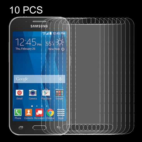 Buy 10 PCS for Samsung Galaxy J1 Mini Prime / J106 0.26mm 9H Surface Hardness Explosion-proof Non-full Screen Tempered Glass Screen Film for $4.74 in SUNSKY store