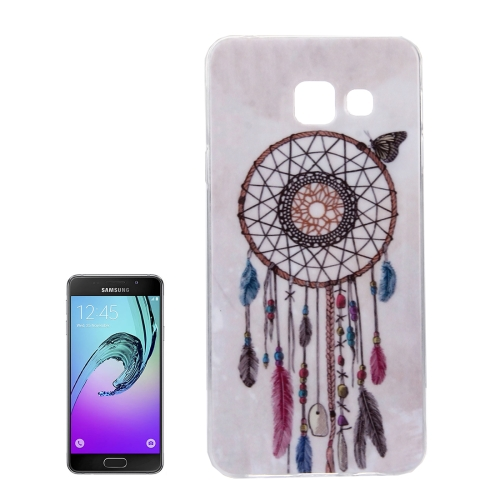 Buy For Samsung Galaxy A5, 2016 / A510 IMD Windbell Pattern Soft TPU Protective Case Back Cover for $1.15 in SUNSKY store