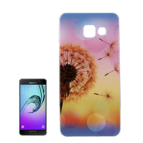 Buy For Samsung Galaxy A5, 2016 / A510 IMD Dandelion Pattern Soft TPU Protective Case Back Cover for $1.15 in SUNSKY store