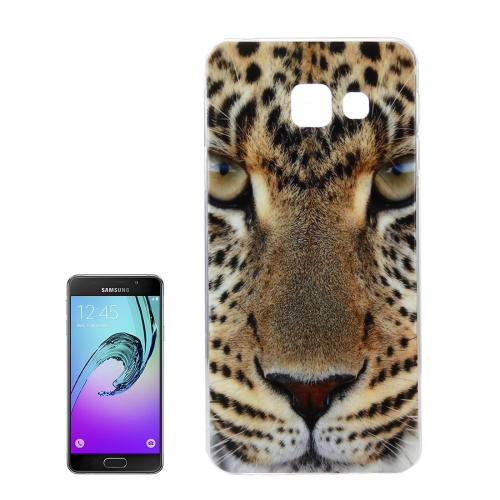 Buy For Samsung Galaxy A5, 2016 / A510 IMD Leopard Pattern Soft TPU Protective Case Back Cover for $1.15 in SUNSKY store