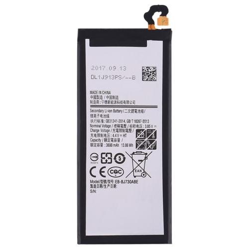 3.85V 3600mAh Rechargeable Li-ion Battery for Galaxy J7 (2017) / J730