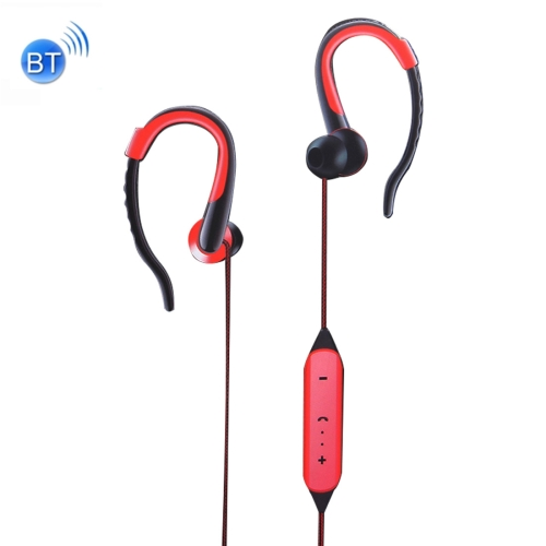 OVLENG S6 In-Ear Ear Hook Wire Control Wireless Bluetooth Earphones with Mic, Support Handfree Call
