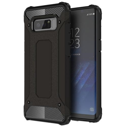 For Galaxy Note 8 Magic Armor TPU + PC Combination Case (Black)