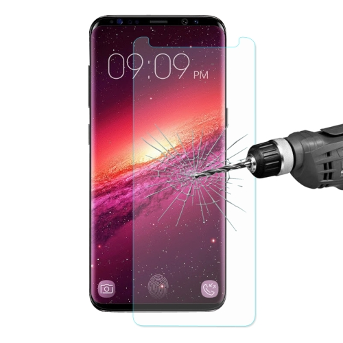 ENKAY Hat-Prince for Galaxy S9 0.26mm 9H Hardness 2.5D Curved Explosion-proof Tempered Glass Film hat prince tpu explosion proof high resolution screen film
