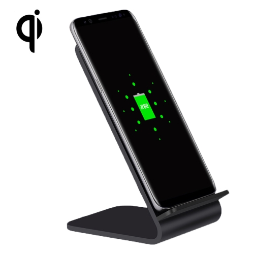 Buy YoLike A8 10W QI Wireless Standard Stand Aluminum Alloy Charger for $14.67 in SUNSKY store