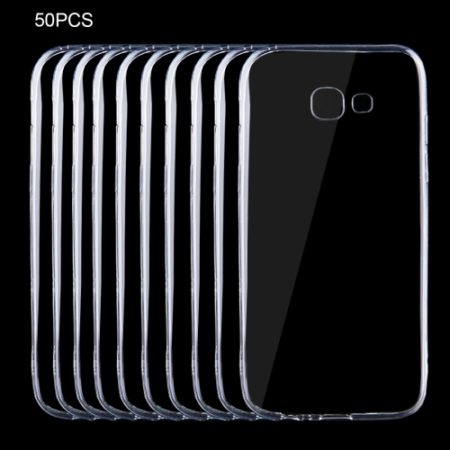 Buy 50 PCS for Samsung Galaxy A5, 2017 / A520 0.75mm Ultra-thin Transparent TPU Protective Case for $8.75 in SUNSKY store