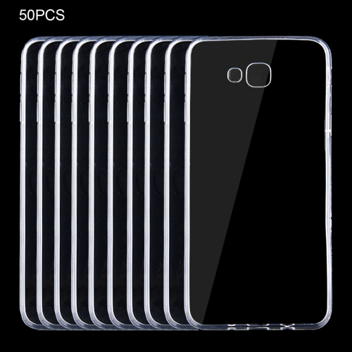 Buy 50 PCS for Samsung Galaxy On5, 2016 & J5 Prime 0.75mm Ultra-thin Transparent TPU Protective Case for $9.18 in SUNSKY store