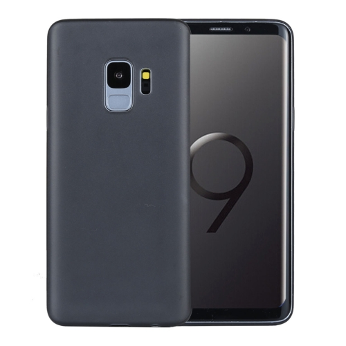 For Galaxy S9 Ultra-thin PP Protective Back Case(Black) ultra thin protective abs bumper frame case for samsung galaxy note 4 blue black