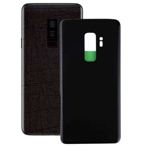 Back Cover for Galaxy S9+ / G9650 (Black)