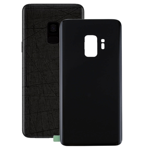 Back Cover for Galaxy S9 / G9600 (Black)