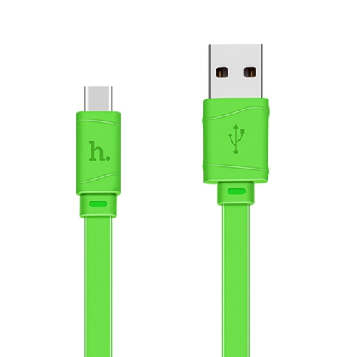 Buy hoco X5 1m DC 5V 2.4A, max USB-C / Type-C to USB Data Sync Charging Cable for $1.36 in SUNSKY store