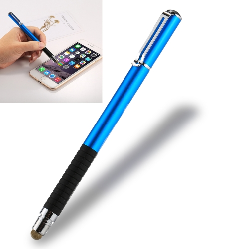 Buy Universal 2 in 1 Multifunction Round Thin Tip Capacitive Touch Screen Stylus Pen for $3.20 in SUNSKY store
