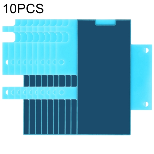 10 PCS LCD Back Adhesive for Galaxy On 5 (2016) / J5 Prime / G570
