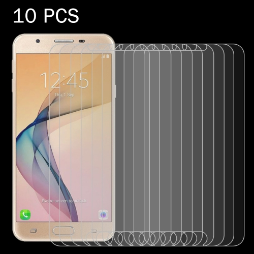Buy 10 PCS For Samsung Galaxy J5 Prime 0.26mm 9H Surface Hardness 2.5D Explosion-proof Tempered Glass Screen Film for $4.90 in SUNSKY store