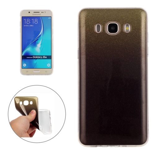 Buy For Samsung Galaxy J510 Fades Glitter Powder TPU Protective Case for $1.28 in SUNSKY store