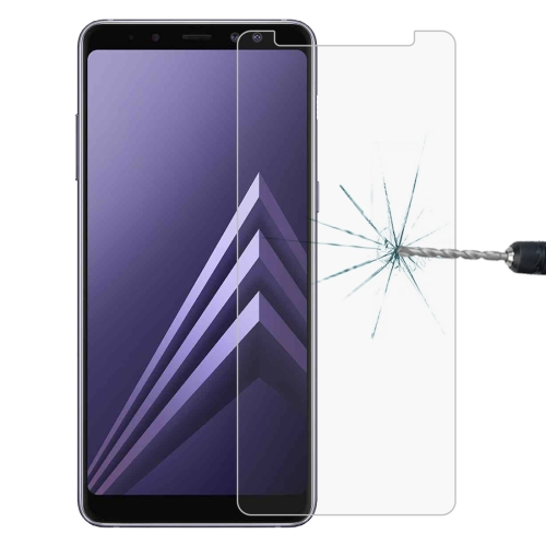 For Galaxy A8 (2018) 0.26mm 9H Surface Hardness 2.5D Curved Edge Tempered Glass Screen Protector