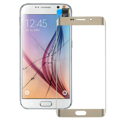 Buy iPartsBuy for Samsung Galaxy S6 Edge+ / G928 Touch Screen Digitizer, Gold for $44.30 in SUNSKY store