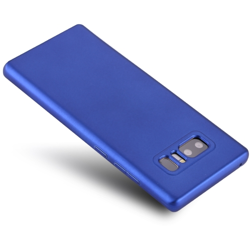 Buy For Samsung Galaxy Note 8 Fuel Injection TPU Protective Back Cover Case, Blue for $1.54 in SUNSKY store