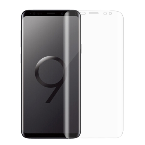 Ultra-thin HD PET Screen Protector Film for Galaxy S9+(Transparent)