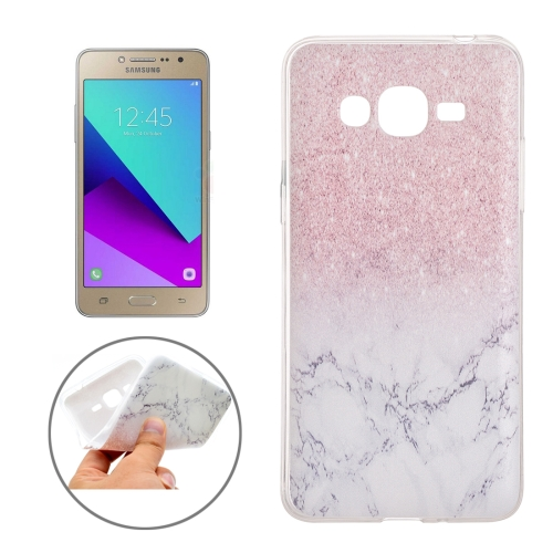 Buy For Samsung Galaxy J2 Prime / G532 Marble Pattern Soft TPU Protective Back Cover Case for $1.16 in SUNSKY store