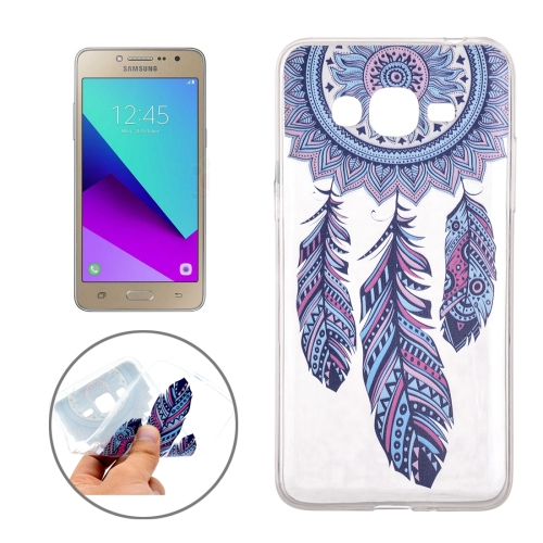 Buy For Samsung Galaxy J2 Prime / G532 Windbell Pattern Soft TPU Protective Back Cover Case for $1.16 in SUNSKY store