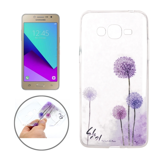 Buy For Samsung Galaxy J2 Prime / G532 Dandelion Pattern Soft TPU Protective Back Cover Case for $1.16 in SUNSKY store