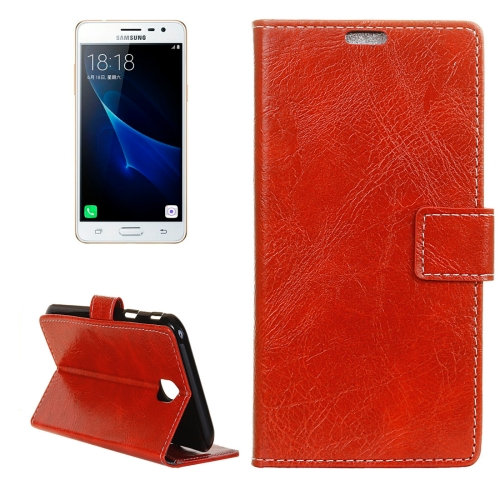 For Samsung Galaxy J3 2017 & J5 2017 Leather Magnetic Wallet Flip Case Cover Cases, Covers & Skins