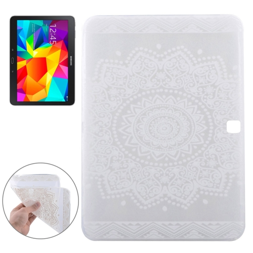 Buy Drop Disk Pattern Soft TPU Protective Case for Samsung Galaxy Tab 4 10.1 / T530 for $2.55 in SUNSKY store