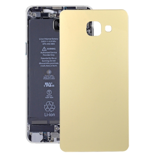 Battery Back Cover Replacement for Galaxy A5(2016) / A510(Gold)