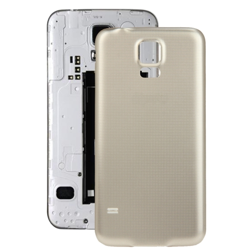 Battery Back Cover for Galaxy S5 Neo / G903(Gold)