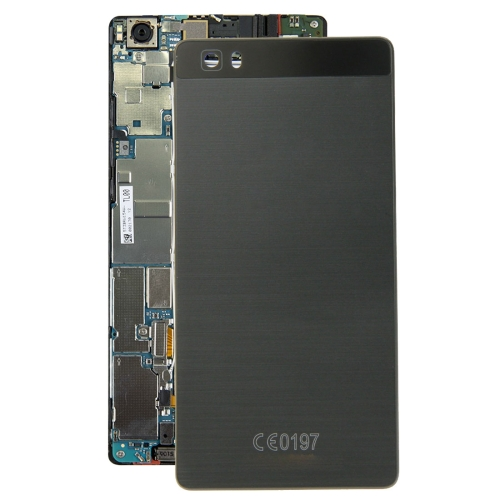 Huawei P8 Lite Battery Back Cover(Black)