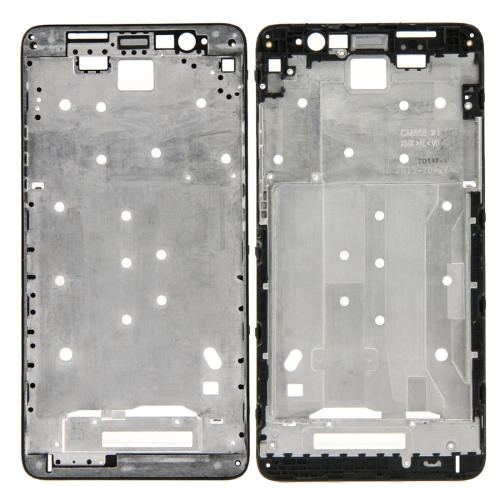Front Housing LCD Frame Bezel Plate for Xiaomi Redmi Note 3(Black)