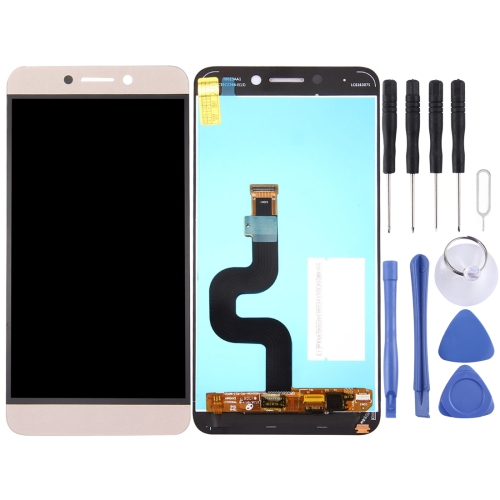 Buy iPartsBuy for Letv Le 2 / X620 LCD Screen + Touch Screen Digitizer Assembly, Gold for $23.34 in SUNSKY store