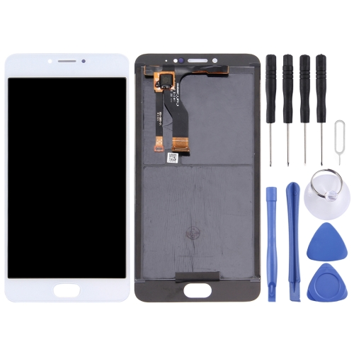 Meizu M3 Note / Meilan Note 3 (China Version) LCD Screen and Digitizer Full Assembly(White)
