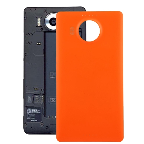 Battery Back Cover for Microsoft Lumia 950 XL (Orange)