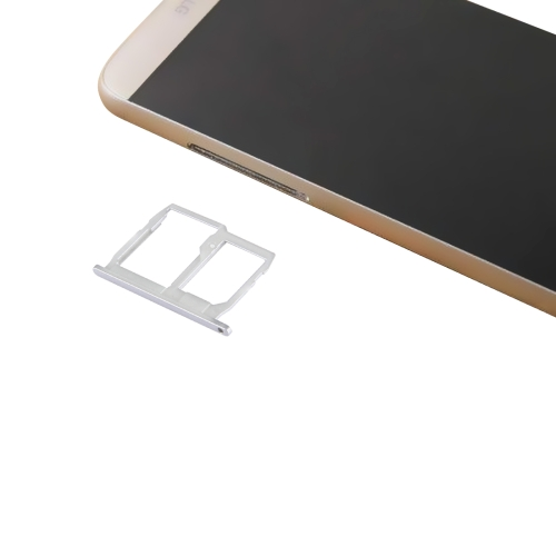 Buy iPartsBuy for LG G5 / H868 / H860 / F700 / LS992 SIM Card Tray + Micro SD / SIM Card Tray, Silver for $2.02 in SUNSKY store