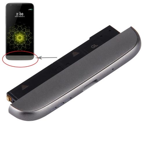 Bottom (Charging Dock + Microphone + Speaker Ringer Buzzer) Module for LG G5 / H840 / H850 (Grey)