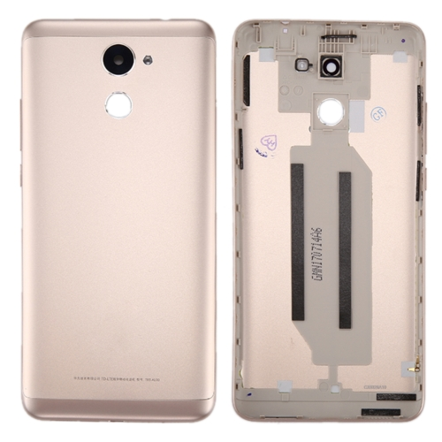 Buy iPartsBuy Huawei Enjoy 7 Plus / Y7 Prime Battery Back Cover, Gold for $6.35 in SUNSKY store
