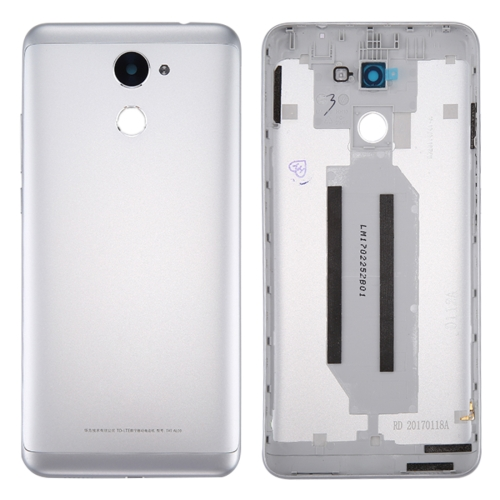 Buy iPartsBuy Huawei Enjoy 7 Plus / Y7 Prime Battery Back Cover, Silver for $6.35 in SUNSKY store