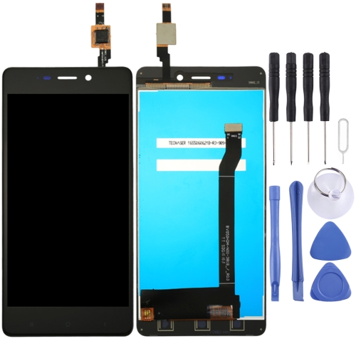Xiaomi Redmi 4 LCD Screen and Digitizer Full Assembly(Black)