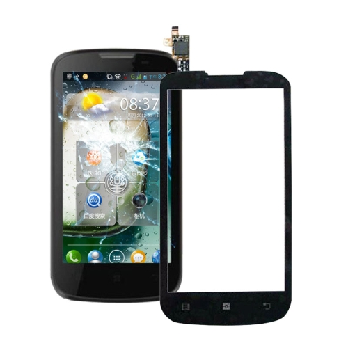 Buy iPartsBuy Lenovo A800 Touch Screen Digitizer Assembly, Black for $4.70 in SUNSKY store