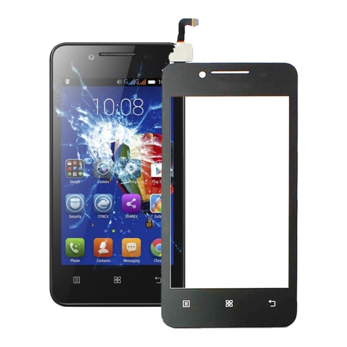 iPartsBuy Lenovo A319 Touch Screen Digitizer Assembly, Black