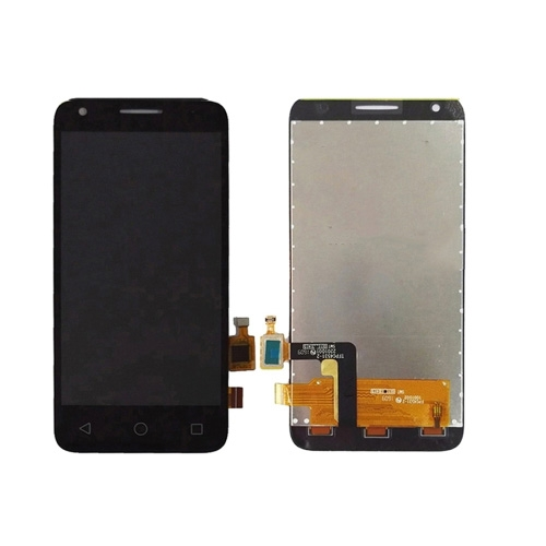 LCD Screen and Digitizer Full Assembly for Alcatel One Touch Pixi 3 4.5 / 4027 (Black)