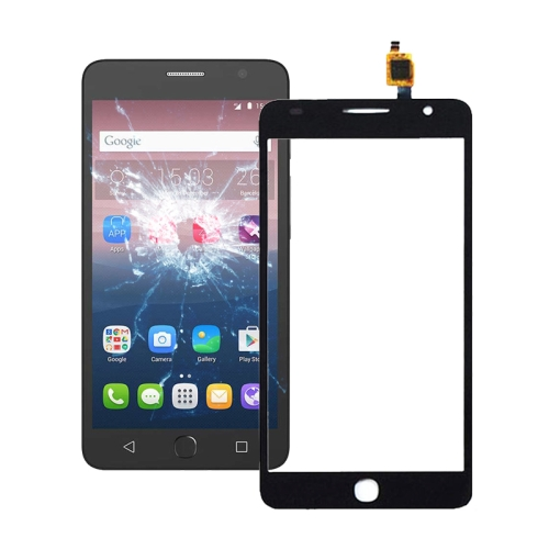 Touch Panel for Alcatel One Touch Pop Star 4G / 5070 (Black)