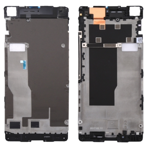 Front Housing LCD Frame Bezel Plate for Google Pixel 2 XL