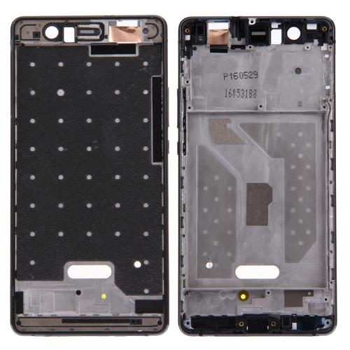 Huawei P9 Lite Front Housing LCD Frame Bezel Plate(Black)