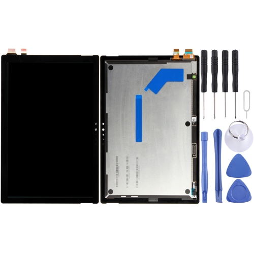 LCD Screen and Digitizer Full Assembly for Microsoft Surface Pro 5 1796 LP123WQ1(SP)(A2) 12.3 inch (Black)