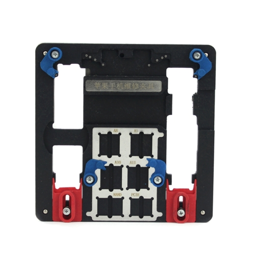JIAFA TE-076 Phone Motherboard Repairing Fixing Holder for iPhone 8 Plus / 8 / 7 Plus / 7 / 6s Plus / 6s / 6 Plus / 6